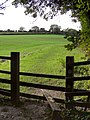 Field path between Lovington House and Yavington Mead - geograph.org.uk - 270640.jpg