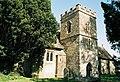 Fifehead Magdalen, parish church of St. Mary Magdalene - geograph.org.uk - 505270.jpg
