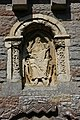 Figure above the door, Rous Lench Church - geograph.org.uk - 442112.jpg