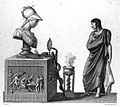 Figure and bust from Anatomie du Gladiateur. Wellcome L0011867.jpg