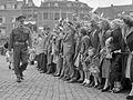 Filmopnames voor Betrayed in Maastricht (1953).jpg