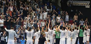 Coupe de france de handball masculin 2014 2015 wikip dia - Resultat handball coupe de france ...