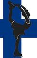 Finland figure skater pictogram.png