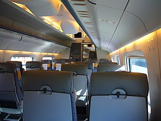 VR Class Sm3 high-speed train