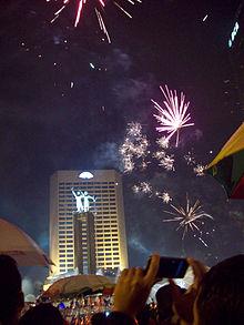 malam tahun baru di jakarta