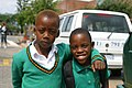 First day of school. Soweto - Johannesburg, South Africa - Flickr - thomas sly.jpg