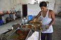Fish Curry Distribution - Radha Gobindo Hotel - Godkhali - South 24 Parganas 2016-07-10 4791.JPG