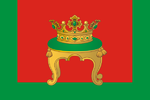 Flag of Kalininsky rayon (Tver oblast).png