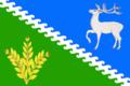 Flag of Nizhegorodskoe (Krasnodar krai).png