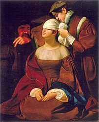 George Whiting Flagg: Lady Jane Grey Preparing for Execution