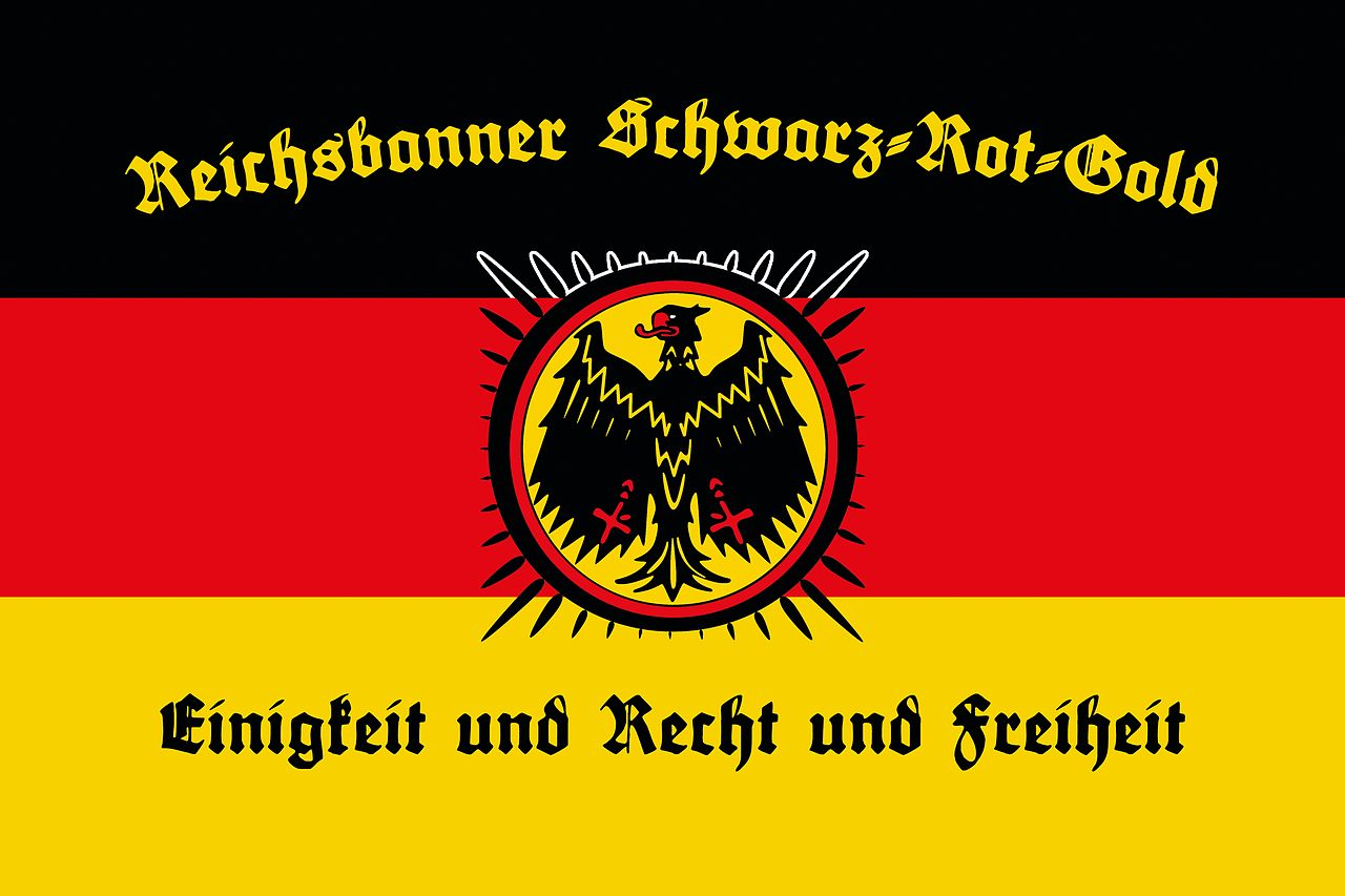 file flagge reichsbanner wikimedia commons. Black Bedroom Furniture Sets. Home Design Ideas