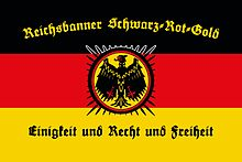 reichsbanner schwarz rot gold wikipedia. Black Bedroom Furniture Sets. Home Design Ideas