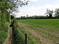 Fleckney - View To Lodge Farm - geograph.org.uk - 1292798.jpg