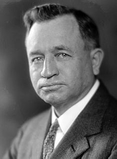 Fletcher B. Swank American politician