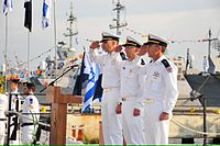 Flickr - Israel Defense Forces - Senior Officers Salute the New Commander.jpg