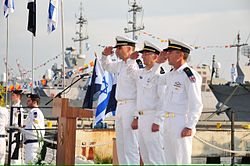 Flickr - Israel Defense Forces - Senior Officers Salute the New Commander.jpg