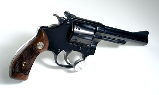 Flickr - ~Steve Z~ - S^W 22-32 Kit Gun Pre 34