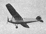 Focke Wulf A.17 in flight L'Aéronautique June,1927.jpg
