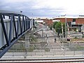 Footbridge superseding a level crossing - geograph.org.uk - 1106940.jpg