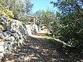 Footpath PR.1 Section 13, Paderne Castle Route, 8 November 2015.JPG