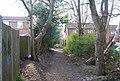 Footpath parallel to Blackthorn Av. - geograph.org.uk - 1243438.jpg