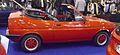 Ford Fiesta Cabriolet-Umbau von Bieber 1982 (Umbau 1990) seitlich.JPG