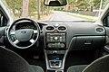Ford Focus II 1.6 Ghia 4d A (NGL-850) in Haukilahti, Espoo (September 2019, 9).jpg