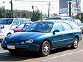 Ford Taurus GL Wagon 1997 (15482609775).jpg