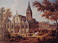 Former Church of Saint Sulpice Matthys Schoevaerdts 17th century.jpg