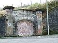 Former station entrance - geograph.org.uk - 608275.jpg