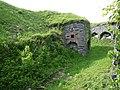 Fort du Mûrier - Fosse vue de l'intérieure 1.JPG