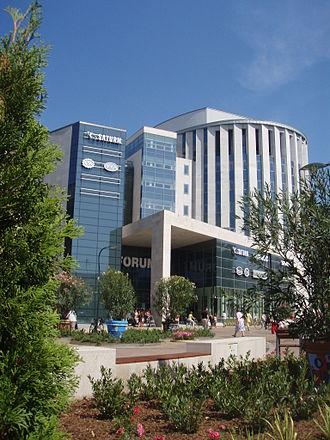 Debrecen - Forum Debrecen