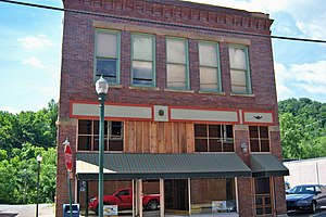 Foster Hardware - Image: Foster Hardware building