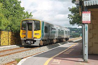 IE 2600 Class class of Irish diesel multiple units