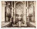 Fotografi, interiör från katedral, Málaga - Hallwylska museet - 107248.tif