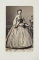 Fotografiporträtt på Fanny Gerber - Hallwylska museet - 107744.tif