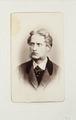 Fotografiporträtt på man - Hallwylska museet - 107730.tif