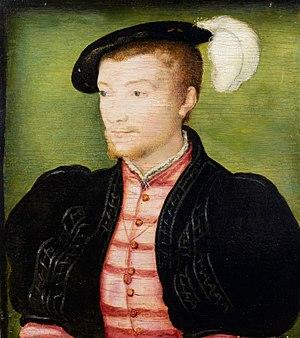 Francis, Count of Enghien - François de Bourbon