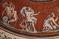 Francesco salviati, disputa di apollo e marsia, tra grottesche e stucchi di giovanni da udine, 1537-40, 18.jpg