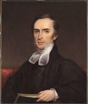 F. W. P. Greenwood - F.W.P. Greenwood, portrait by Joshua Henshaw Hayward