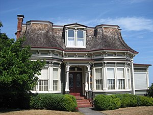 National Register of Historic Places listings in Jefferson County, Washington - Image: Frank Bartlett House