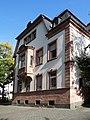 Frankfurt, Bismarckschule, von Varrentrappstraße.JPG