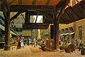 Frankfurt Am Main-Carl Theodor Reiffenstein-Blick aus der Schirn in den Alten Markt-1864.jpg