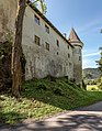 Frauenstein Schloss Frauenstein Vorwerk (Verwalterstöckl) NO-Ansicht 15082019 6971.jpg
