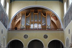 Friedberg St Jakob Orgel.jpg