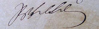 Frederick William I of Prussia - Image: Friedrich Wilhelm I. (Preußen) signature