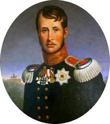 Friedrich WilhelmIII. (Quelle: Wikimedia)