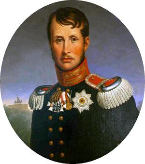 English: Friedrich Wilhelm III of Prussia