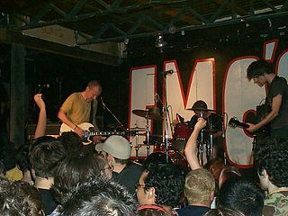 Fugazi American Hardcore Punk Band
