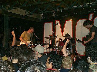 Fugazi American punk Band
